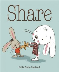 Bookjacket for  Share