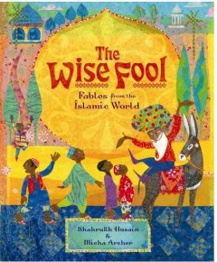Bookjacket for The Wise fool
