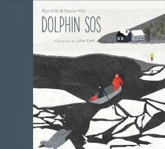 Bookjacket for  Dolphin SOS
