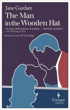 Bookjacket for The man in the wooden hat
