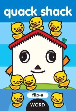 Bookjacket for  Quack shack