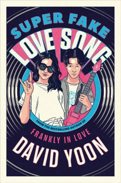 Bookjacket for  Super Fake Love Song