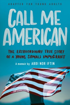 Bookjacket for  Call Me American