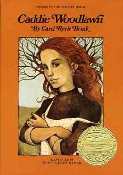 Caddie-Woodlawn-/-Carol-Ryrie-Brink-;-illustrated-by-Trina-Schart-Hyman.