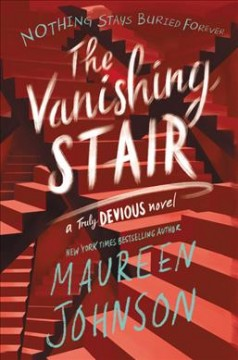 The-vanishing-stair-/-Maureen-Johnson.