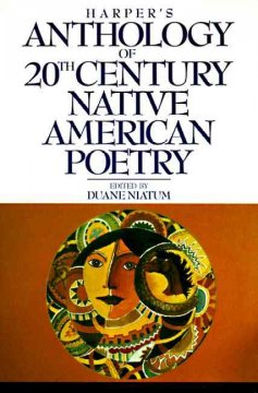 Harper's-anthology-of-20th-century-Native-American-poetry-/-edited-by-Duane-Niatum.