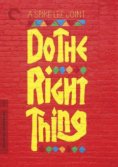Do the right thing /
