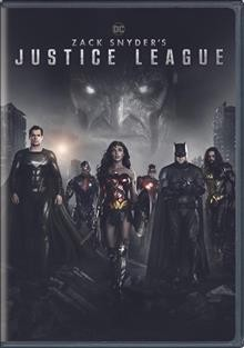 Zack Snyder's Justice League