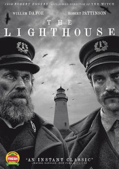The-lighthouse-[DVD]-/-A24