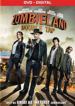 Zombieland-double-tap-[DVD]-/-director,-Ruben-Fleischer.