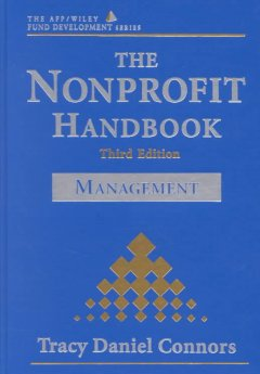 The-nonprofit-handbook.-Management-/-edited-by-Tracy-Daniel-Connors.