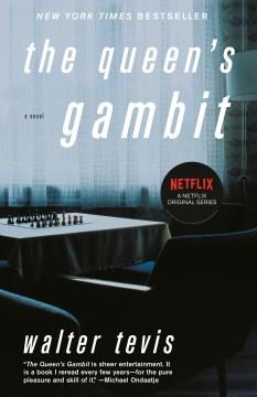 The-Queen's-gambit-/-Walter-Tevis.