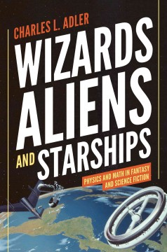 book cover image for Wizards, aliens, and starships