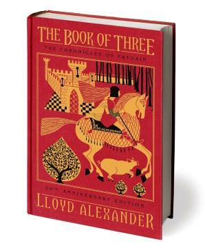 The-book-of-three-/-Lloyd-Alexander.