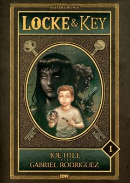 Locke-&-key.-Omnibus-1.-Volumes-1,-2-/-Joe-Hill-&-Gabriel-Rodríguez,-storytellers-;-Jay-Fotos,-colors-;-Robbie-Robbins,-letter