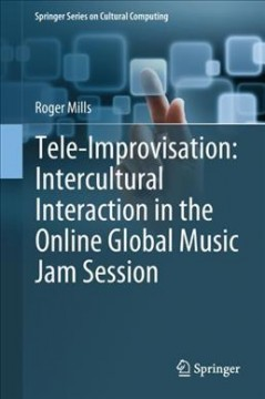 Book cover for Tele-improvisation