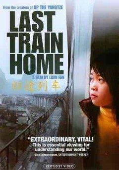 Gui tu lie che (Last Train Home) film poster