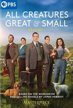 All-creatures-great-and-small.-Season-1-[DVD]-/-Playground-Television-;-WGBH.
