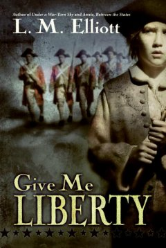 """Cover of """"Give Me Liberty"""""""