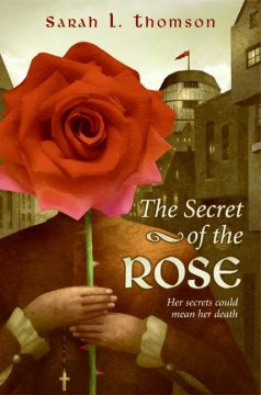 """Cover of """"The Secret of the Rose"""""""