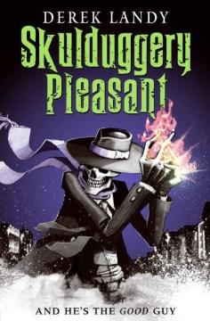 "Cover of ""Skulduggery Pleasant"""