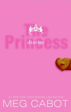 """Cover of the """"Princess Diaries"""""""