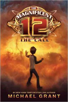 The Call by Michael Grant book cover