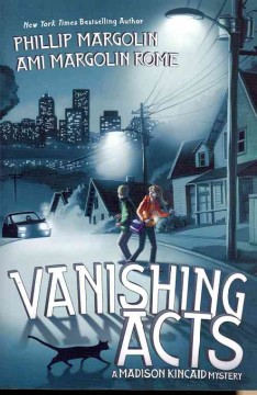 """Cover of """"Vanishing Acts"""""""