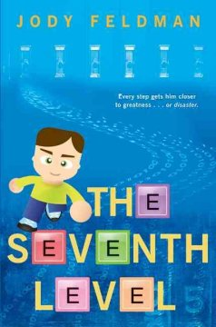 The seventh level by Jody Feldman book  cover