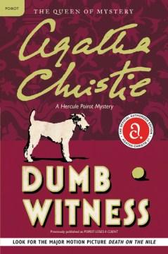 Dumb-witness-:-a-Hercule-Poirot-mystery-/-Agatha-Christie.