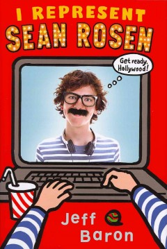 I represent Sean Rosen by Jeff Baron book cover