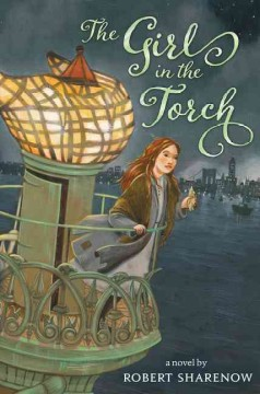 """Cover of """"The Girl In the Torch"""""""