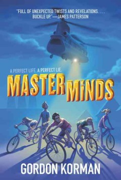 """Cover of """"Masterminds"""""""