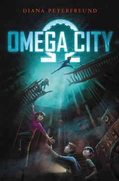 """Cover of """"Omega City"""""""