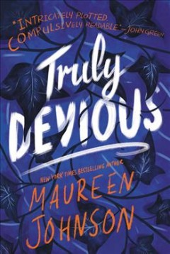 """Cover of """"Truly Devious"""""""