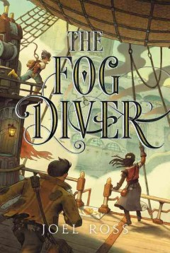 """Cover of """"The Fog Diver"""""""
