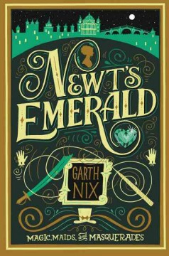 """Cover of """"Newt's Emerald"""""""