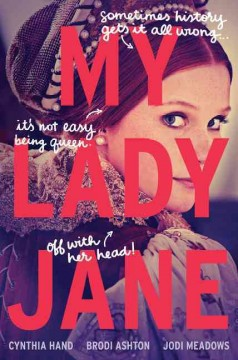"""Cover of """"My Lady Jane"""""""