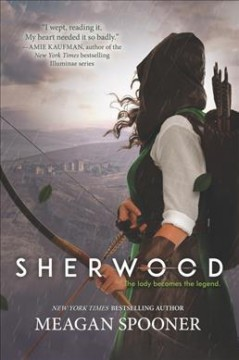 """Cover of """"Sherwood"""""""