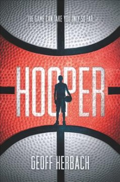 Hooper by Geoff Herbach book cover