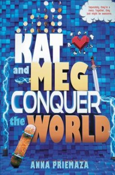 """Cover of """"Kat and Meg Conquer the World"""""""