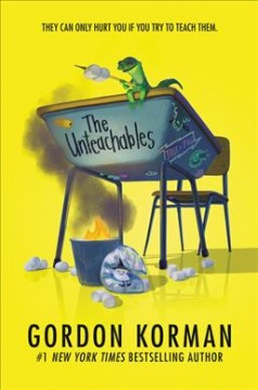 The-unteachables-[compact-disc]-/-Gordon-Korman.