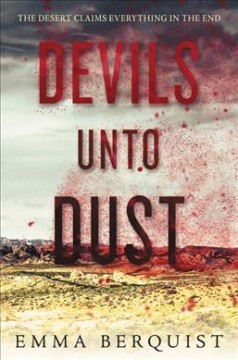 """Cover of """"Devils Unto Dust"""""""