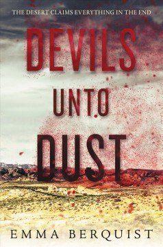 Devils unto Dust by Emma Berquist book cover