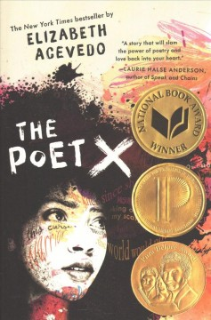 """Cover of """"The Poet X"""""""