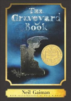 """Cover of """"The Graveyard Book"""""""