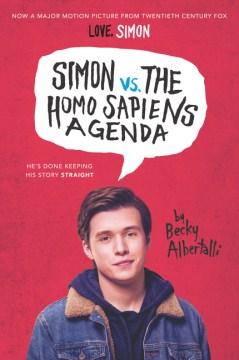 """Cover of """"Simon vs. the Homo Sapiens Agenda"""""""