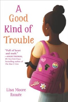 A good kind of trouble (Available on Hoopla)