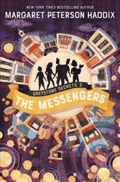 The-messengers-/-by-Margaret-Peterson-Haddix-;-art-by-Anne-Lambelet