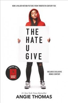 The hate u give (Available on Overdrive)